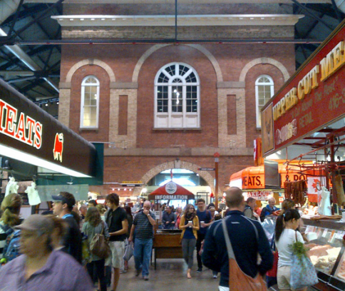TOP 10 FOOD MARKETS AROUND THE WORLD III——Canada and England