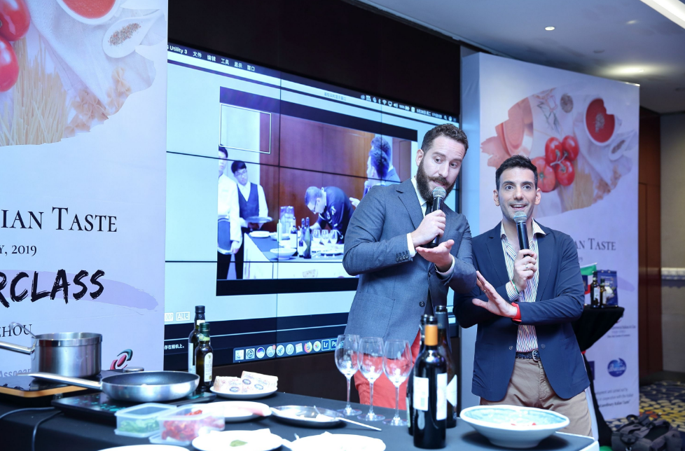 True Italian Taste – Masterclass Guangzhou, 28th May 2019