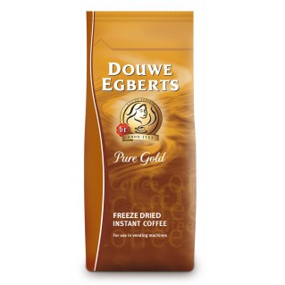 Douwe Egberts Freeze Dried Pure Gold/ Original Instant Coffee