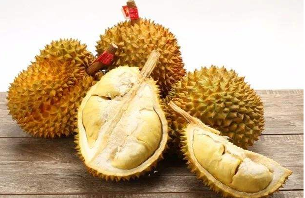 Durian price dips as supply increases