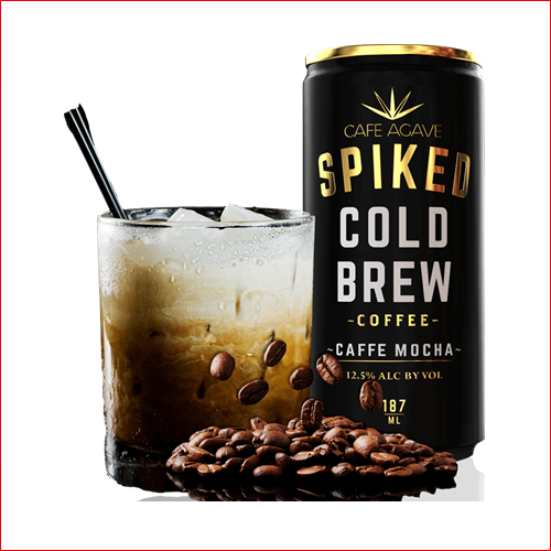 Spiked Cold Brew Coffee