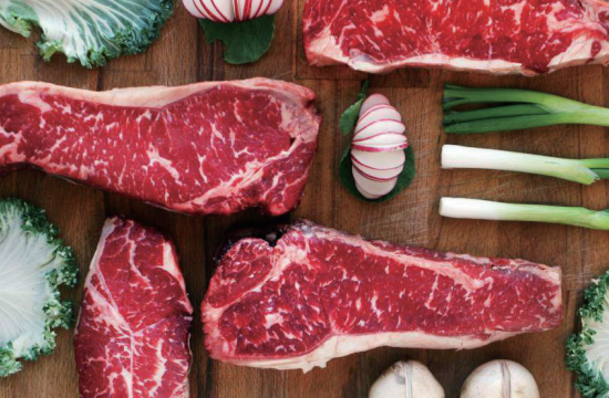THE TRANSFORMATION OF TOP-GRADE AUSTRALIAN BEEF