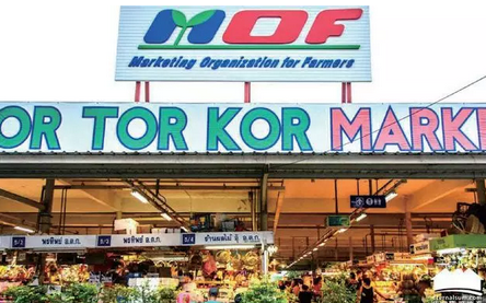 TOP 10 FOOD MARKETS AROUND THE WORLD II——New York and Bangkok