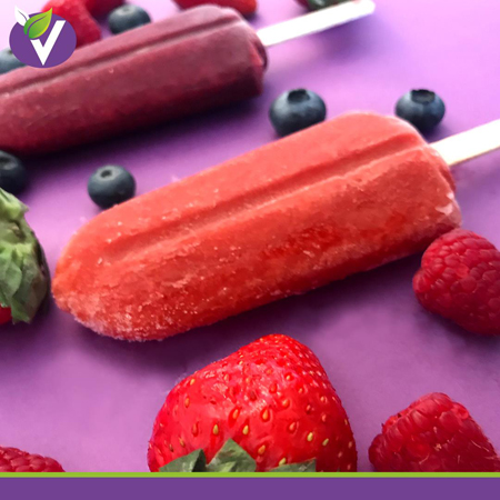 smoothie classic: strawberry italy Leisure food, ice cream, ice lolly