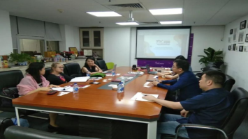 Commercial Counsellor of Business Finland and her team made an official visit to Guangdong (China) Imported Food Association (IFA)