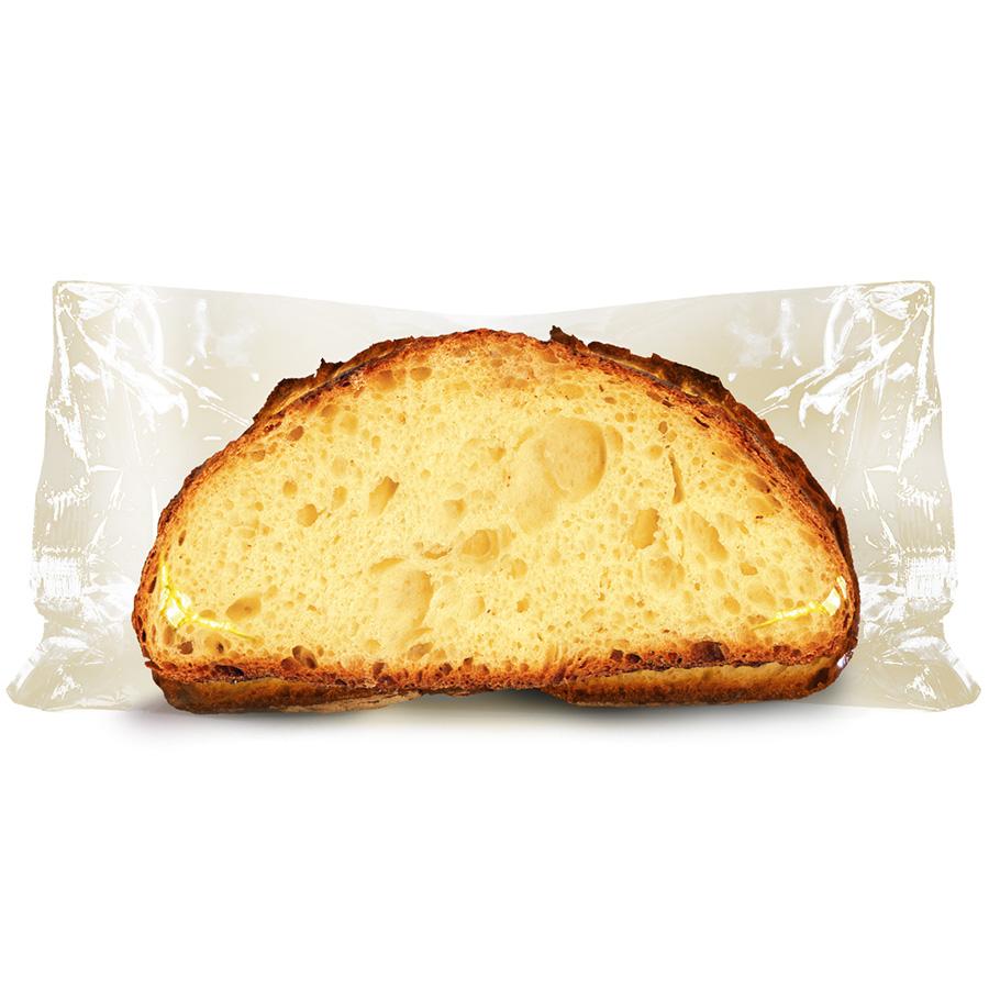 Italian Food_ Sliced bread 50gX4 slices/pack_Frozen Food_Italy OROPAN SpA