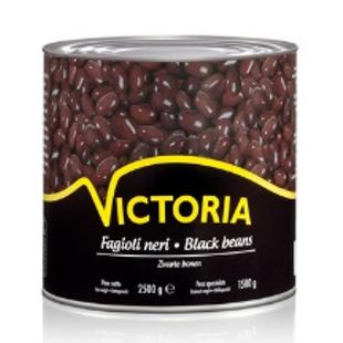 Black Beans Victoria Tin 2500g Black Bean