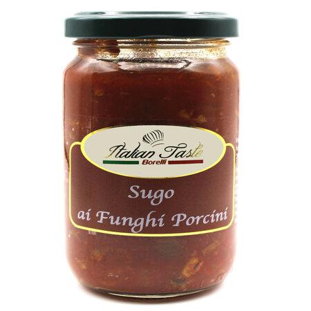 Italian PASTA SAUCES ( Ragù Bolognese/Deer/Hare/Wild boar/Sausage and wine sauce/Boletus Edulis mushrooms sauce/Cheese fondue with truffle)