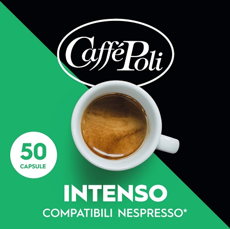 Italy Coffee INTENSO 50 Capsules