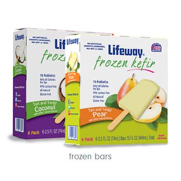 Lifeway Frozen Kefir
