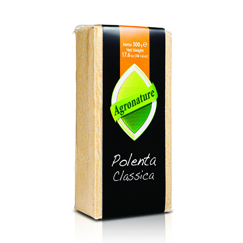 Agronature - Polenta classica Maize flour from Italy