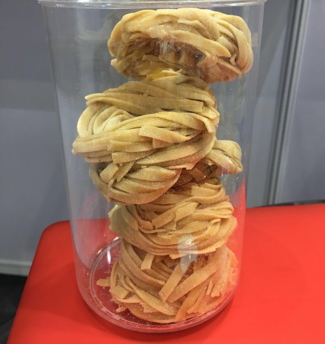 Banana / Durian Pasta