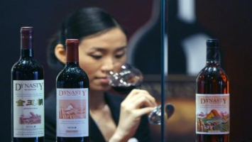 Chinese consumers change their wine habits