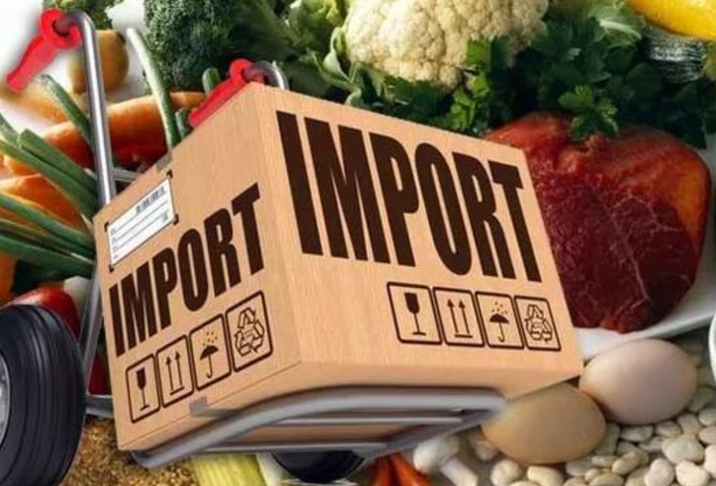DESPITE NCP, CHINA IS STILL THE WORLD'S LARGEST IMPORTED FOOD MARKET