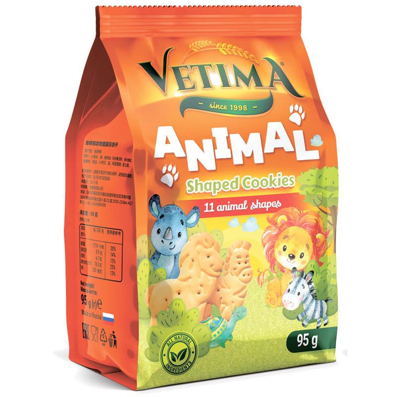 Children series Animal shaped cookies