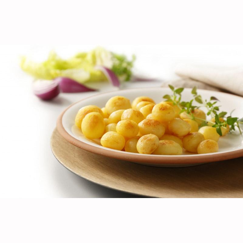 Mini Potatoes/Natural Parisienne potato/Fine Parisienne potato/Small boiling potato