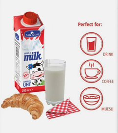 Milksecret