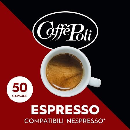 Italy Coffee ESPRESSO 50 Capsules