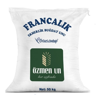 Flour for bread OZMEN UN  Whole Wheat Flour