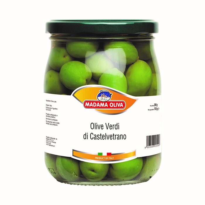 Green Castelvetrano Olives Italian Convenience Food Green Olives