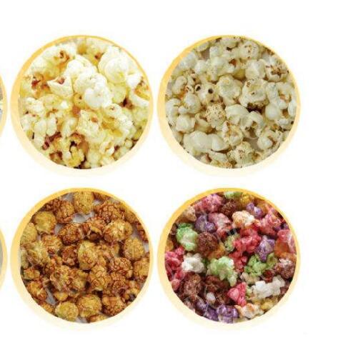 Popcorn from Brazil
