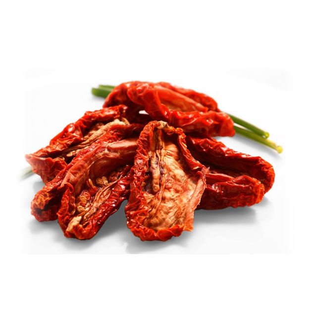Vermiglio Red Sun Dried Tomatoes ready to eat Glass Jar