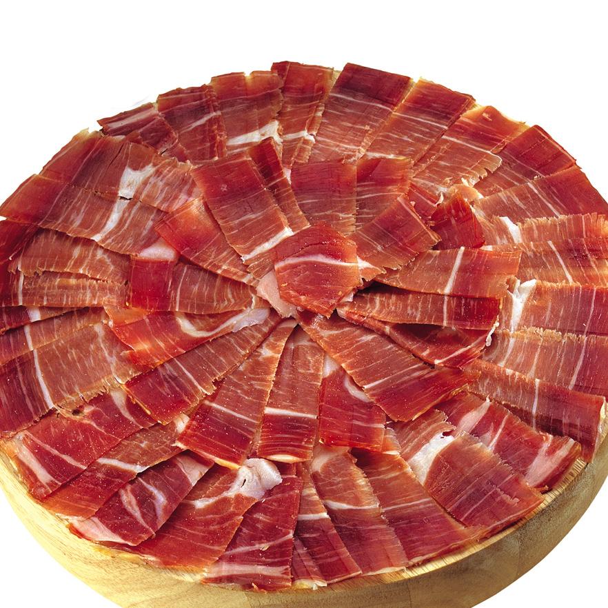 Protected Designation of Origin Sliced Ham from Spain Wholesale   Jamon de Teruel   Soincar
