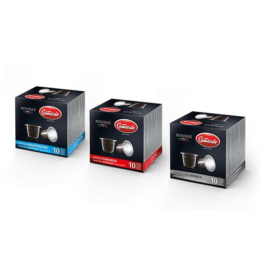 NESPRESSO ITALY coffee capsules capsule Italy