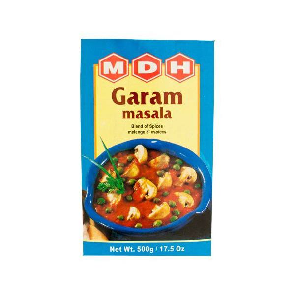 Indian Garam Masala Curry