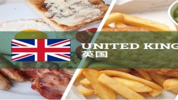 Taste in United Kingdom——Global View(3)