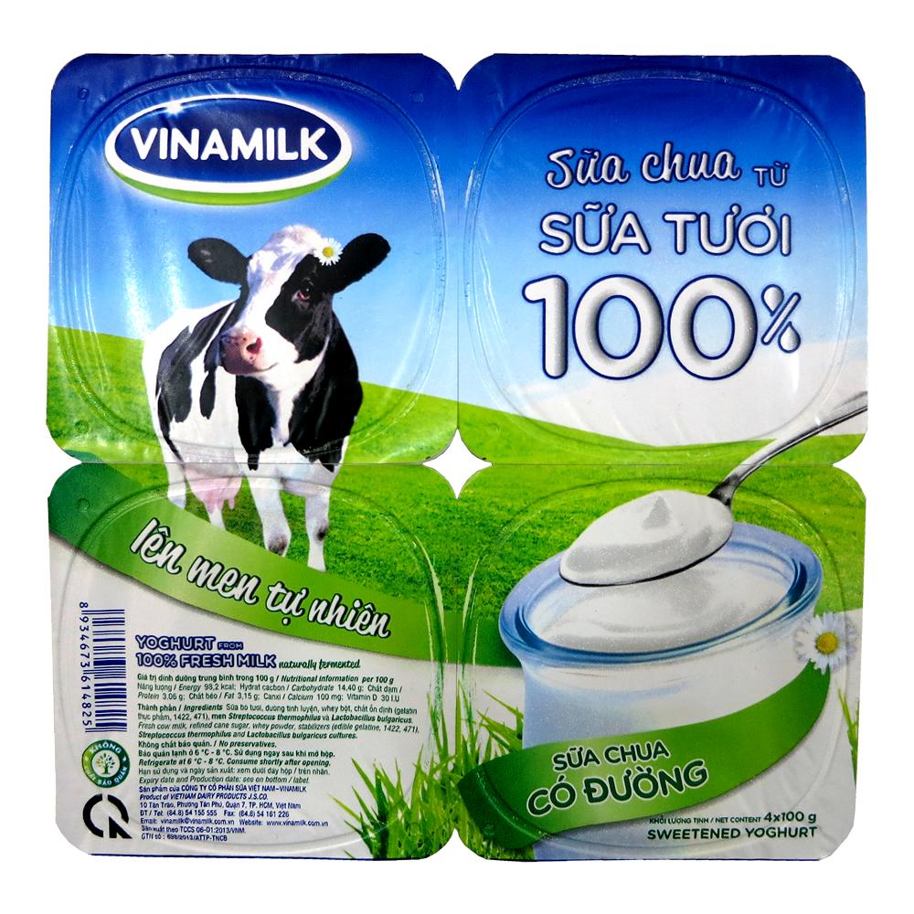 Specially for Verna yogurt drink vinamilk