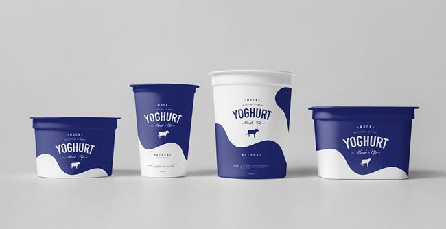 Sweetened Natural Yogurt (1,2% fat)