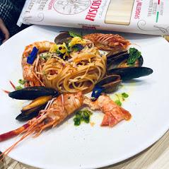 Italian pasta Spaghetti Riscossa gluten free from Italy 400g