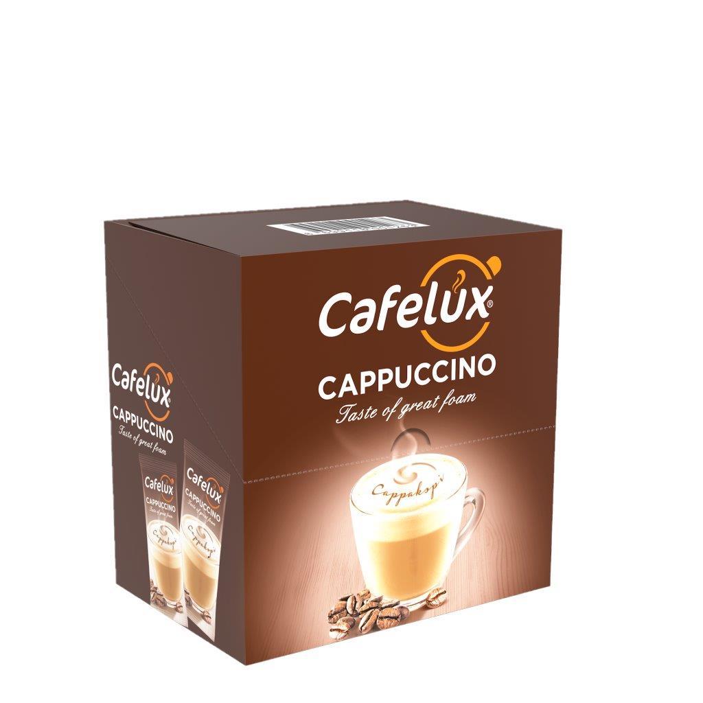 Cafelux Cappuccino 18grx 18x12