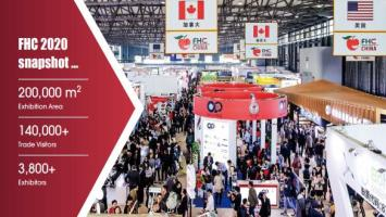 Be right at the pulse of global food & beverage industries, exhibit at FHC 2020丨FOOD2CHINA FOCUS