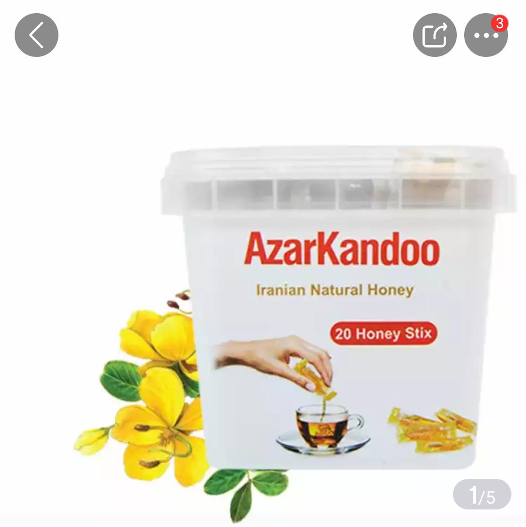 Flower honey