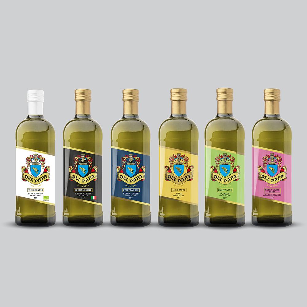 EXTRA LIGHT TASTE GRAPESEED OIL, UMBRIA OLII INTERNATIONAL SPA , 100% Italy, condiments