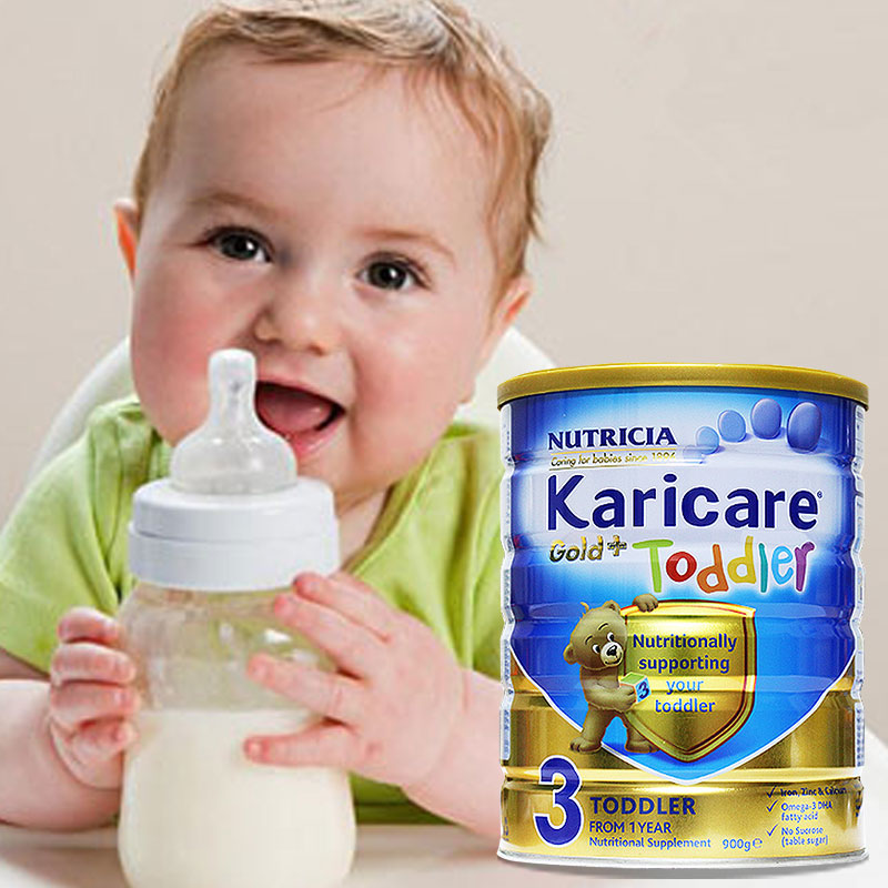 Karicare 3 900g/ cans of infant formula milk powder_福图喜纳