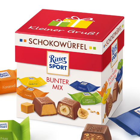 Ritter Sport Chocolate Series