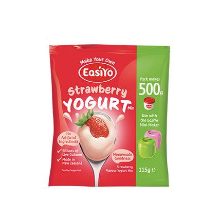 New Zealand Yogurt