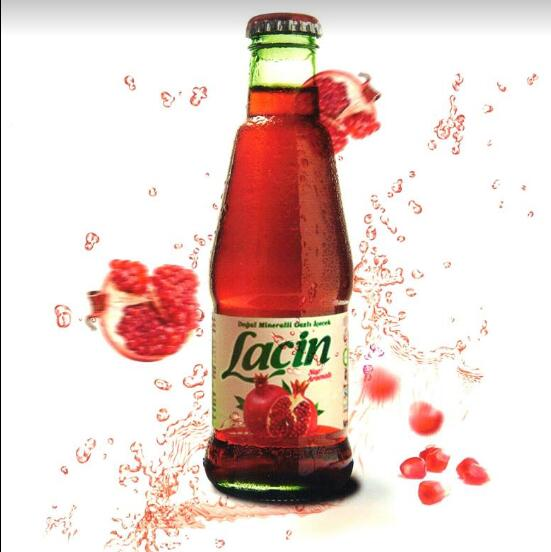 Lacin Drink sparkling mineral rich water with natural fruit flavour Singapore