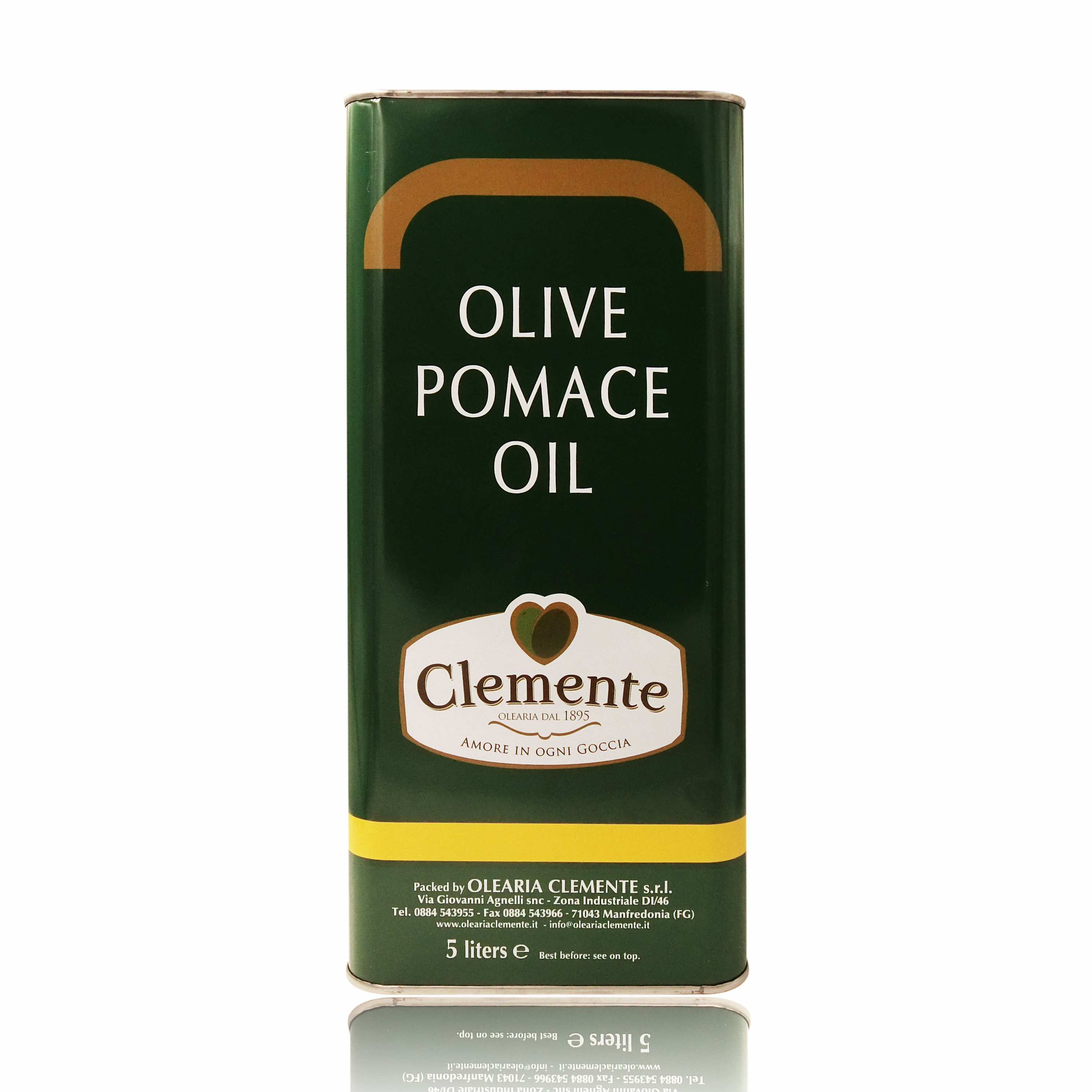 Clemente (Olive Oil)