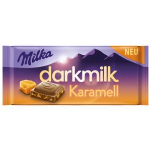 Milka Dark Milk Chocolate