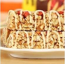 Strawberry Flakes Bar