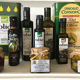 Organic Olive Oil EVO OIL