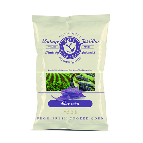 Tortilla chips Blue corn-40g Snack Food Italy Chip Leisure food 40g