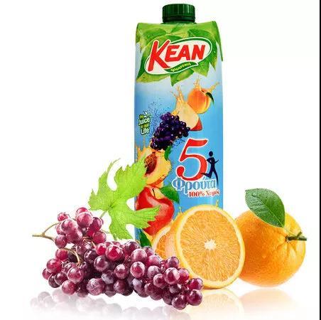Imported fruit juice