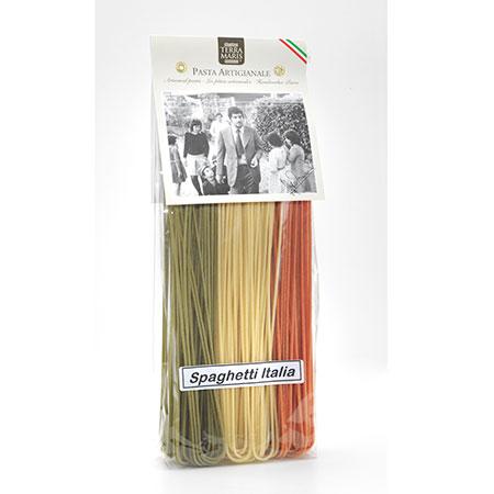 Spaghetti Italia 500g, DURUM WHEAT pasta cereal, Italy EUROPI S.r.l