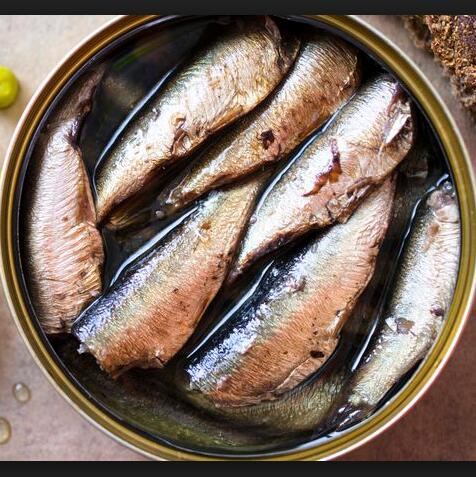 Sell Spanish canned sardines with LC