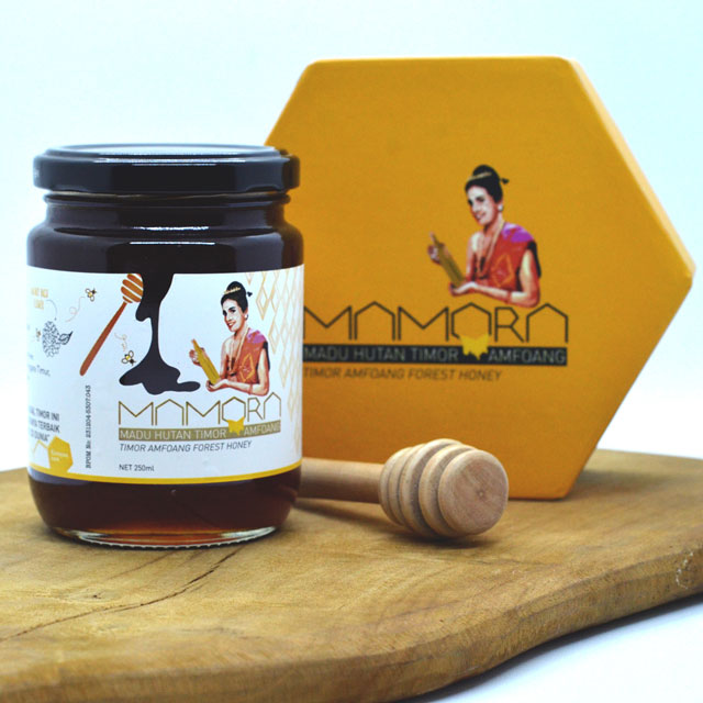 AFood Forest Natural Bee Honey